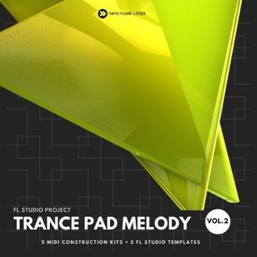 Trance Pad Melody Vol 2