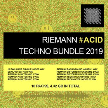 Acid Techno Bundle 2019