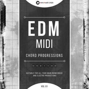 EDM MIDI Chord Progressions