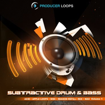 Subtractive Drum & Bass Vol 1