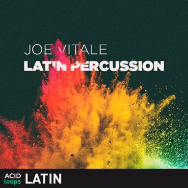 Joe Vitale - Latin Percussion