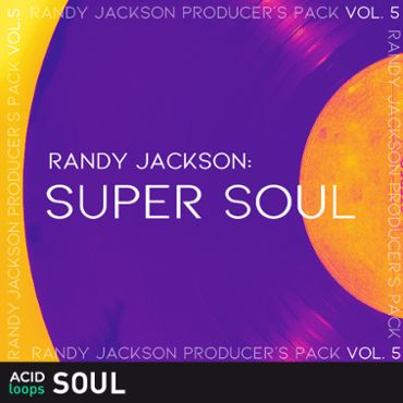Randy Jackson Producer's Pack 5 - Super Soul
