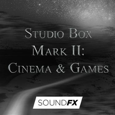 Studio Box Mark II: Cinema & Game