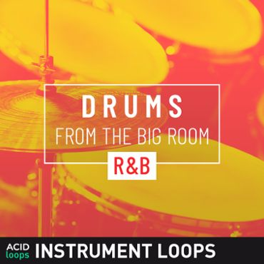 Drums from the Big Room - RnB