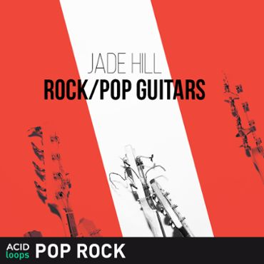 Jade Hill - Rock Pop Guitars