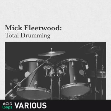 Mick Fleetwood - Total Drumming