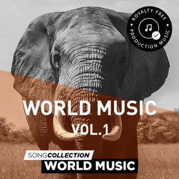 World Music Vol. 1 - Royalty Free Production Music