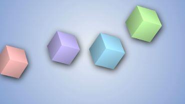cube animation-1