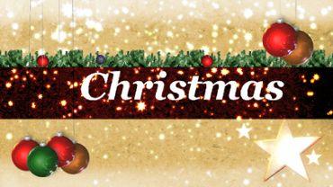 Christmas Animation