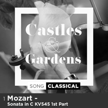 Mozart - Sonata in C KV545 1st part