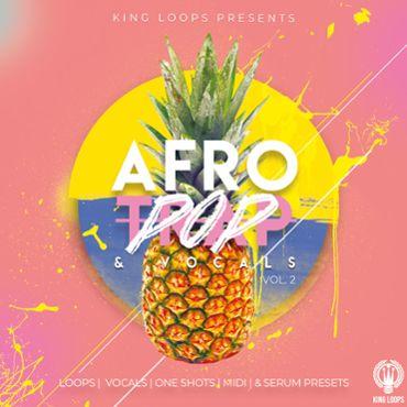 Afro Trap & Vocals Vol 2