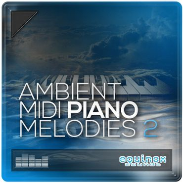 Ambient MIDI Piano Melodies 2