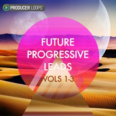 Future Progressive Leads Bundle (Vols 1-3)