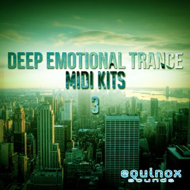 Deep Emotional Trance MIDI Kits 3
