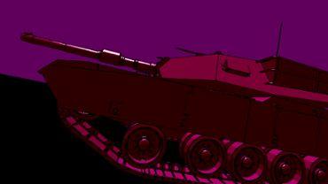 Psyber Tank