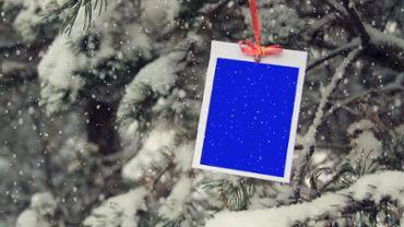 snow frame animation