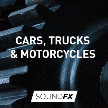 Cars, Trucks & Motorcycles