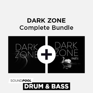 Drum & Bass - Dark Zone - Complete Bundle