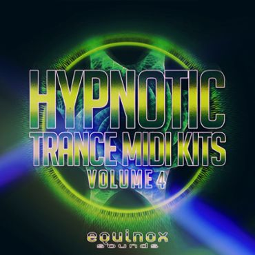 Hypnotic Trance MIDI Kits Vol 4
