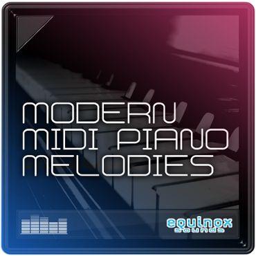Modern MIDI Piano Melodies