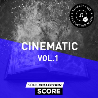 Cinematic Vol. 1 - Royalty Free Production Music