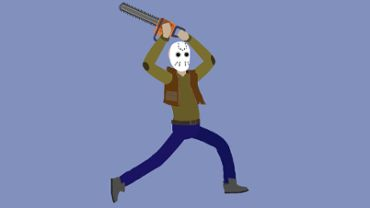 Halloween Chainsaw Jason