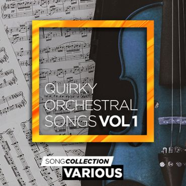 Quirky Orchestral Songs Vol. 1