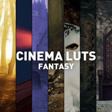 Cinema LUTs Fantasy