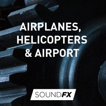 Airplanes, Helicopters & Airport