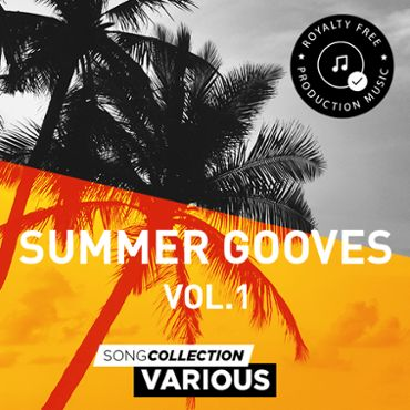 Summer Gooves Vol. 1 - Royalty Free Production Music