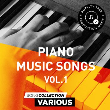 Piano Music Songs Vol. 1 - Royalty Free Production Music