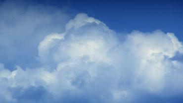 Wolken Timelapse - 01 (HD)