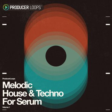 Melodic House & Techno for Serum
