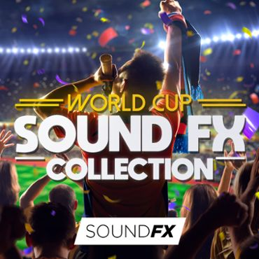 Russia 2018 World Cup Sound FX Collection