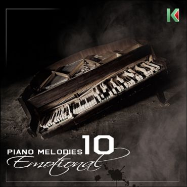 Kryptic Piano Melodies: Emotional 10