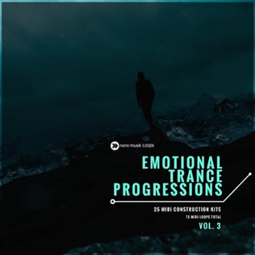 Emotional Trance Progressions Vol 3