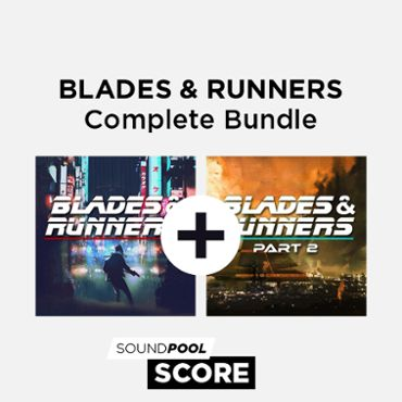 Score - Blades & Runners - Complete Bundle