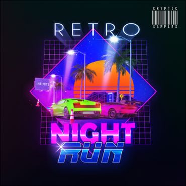 Retro Night Run