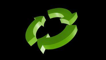 Recycle Arrow HDTV