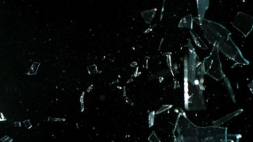 Destroyed Glass