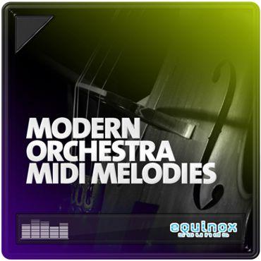Modern Orchestra MIDI Melodies