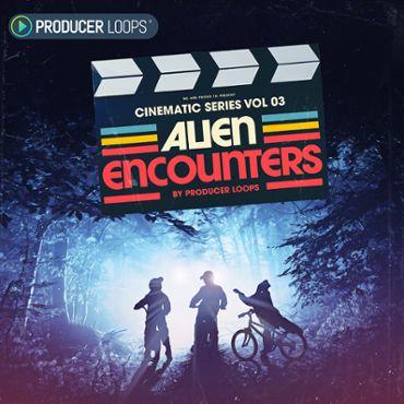 Cinematic Series Vol 3: Alien Encounters