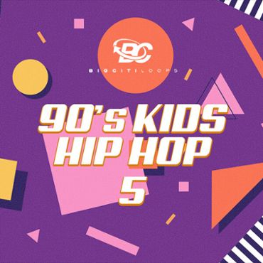 90's Kid Hip Hop 5