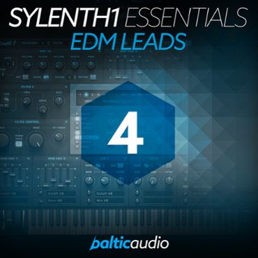 Sylenth1 Essentials Vol 4: EDM Leads