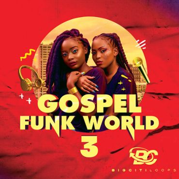 Gospel Funk World 3