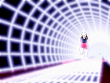 Tunnel Run 01