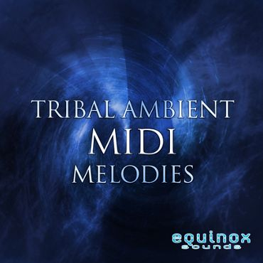 Tribal Ambient MIDI Melodies