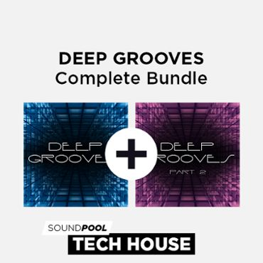 Tech House - Deep Grooves - Complete Bundle