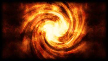 Fire spiral loop