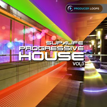 Supalife Progressive House Vol 3